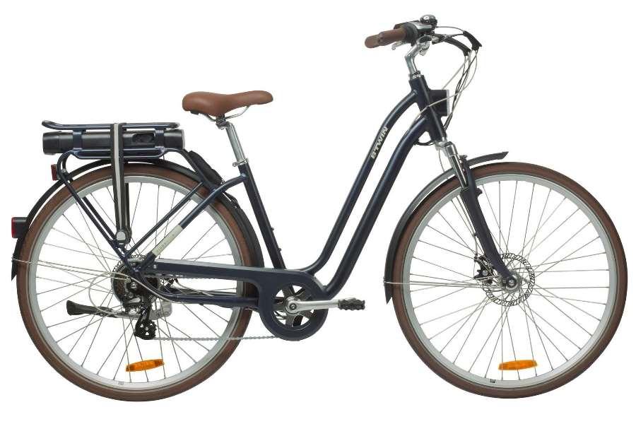btwin elektrische fiets