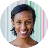 Rediet Abebe (Co-Founder And Co-Organizer Of Black In AI, Co-Founder And Co-Organizer Of Mechanism Design For Social Good)