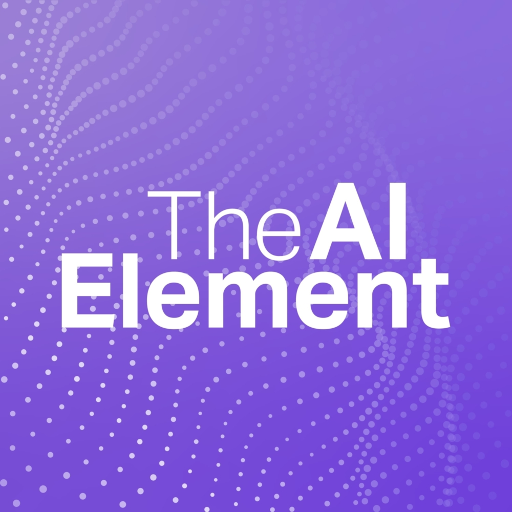 The AI element podcast artwork 2019 2x
