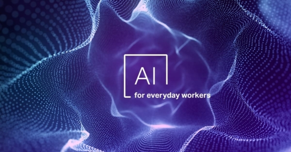 Advantages of AI for everyday workers