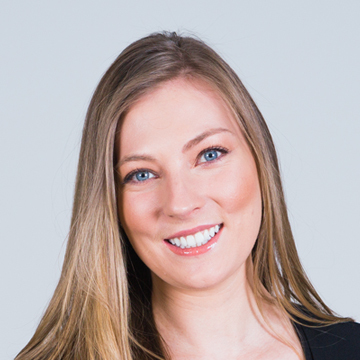 Anne Martel (Co-Founder, SVP Operations)
