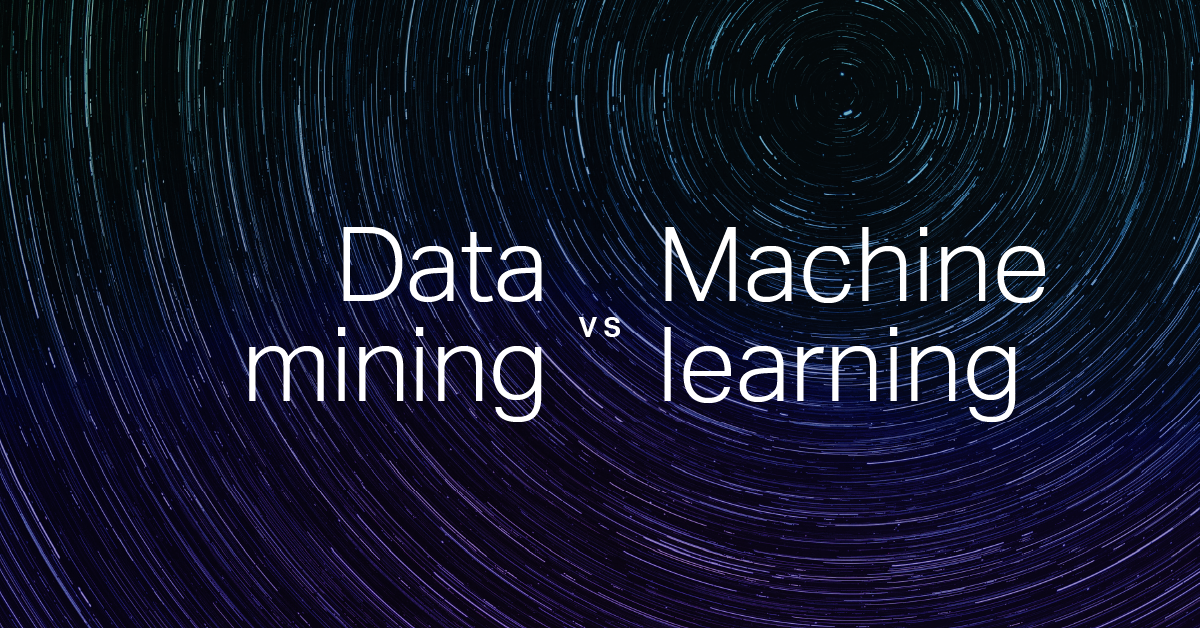 Data mining and machine learning