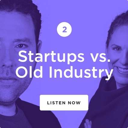 Startups vs Old Industry Podcast