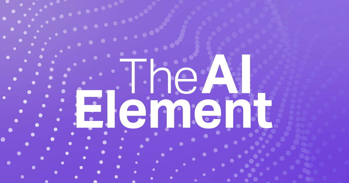 "The AI Element podcast S2E1: ""Opening the AI black box"""