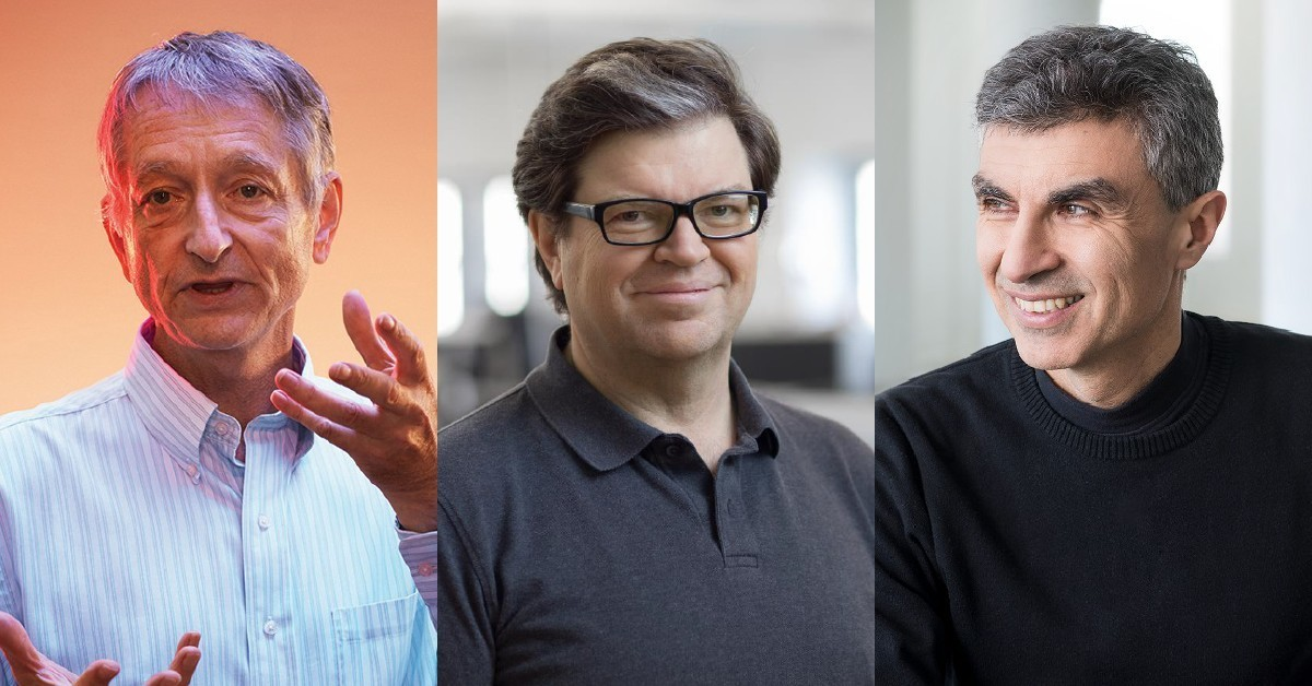 Element AI co-founder Yoshua Bengio wins Turing Award