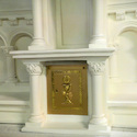 We can add your tabernacle and do custom work and finishing.