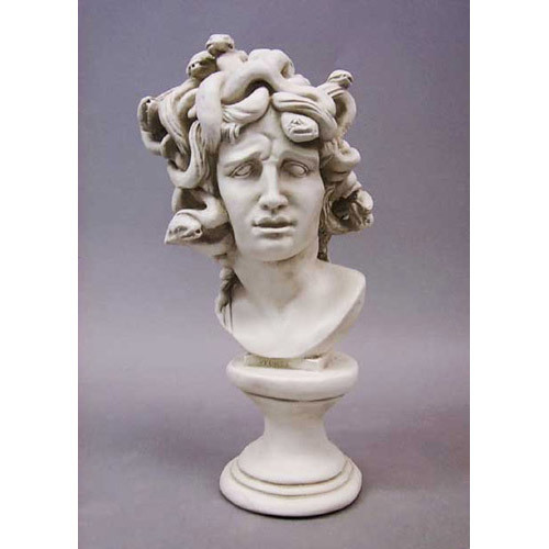 Medusa Bust Elements Of Home Indoor And Outdoor Decor