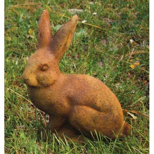 Rabbit with Upright Ears 9