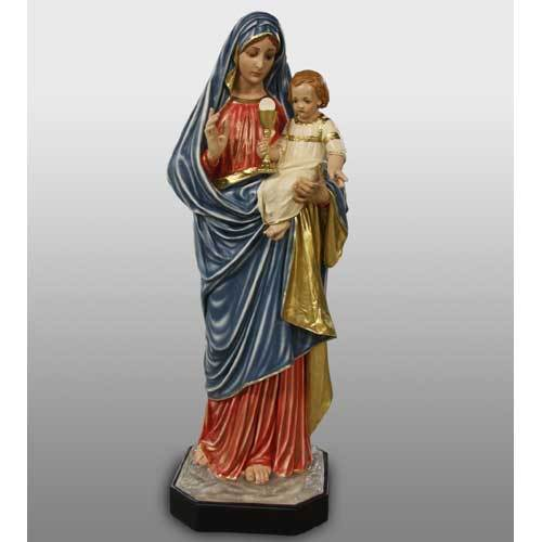 Our Lady Blessed Sacrament Mary 67