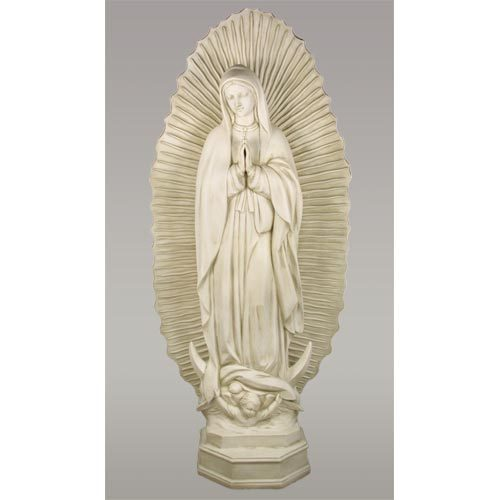 Our Lady Guadalupe with Starburst 56
