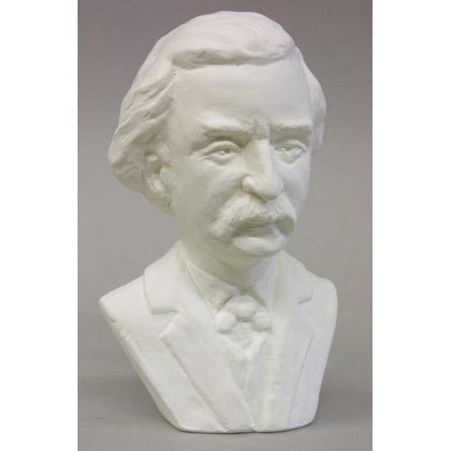 Mark Twain Bust 7