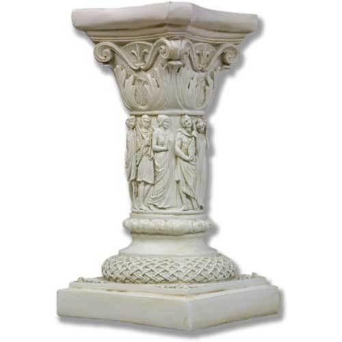 Nine Muses Pedestal 20