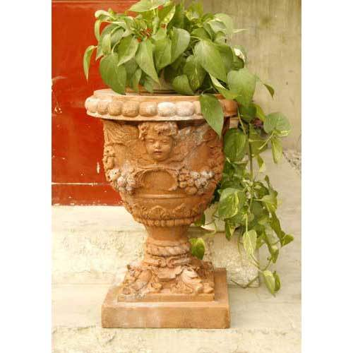 Robbia Angel Planter 24