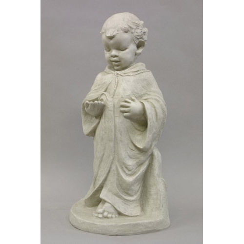 Baby Francis Standing 23 Cppr