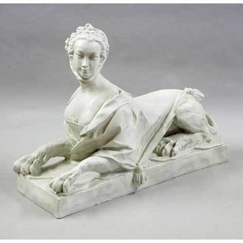 Victorian Woman Sphinx 30