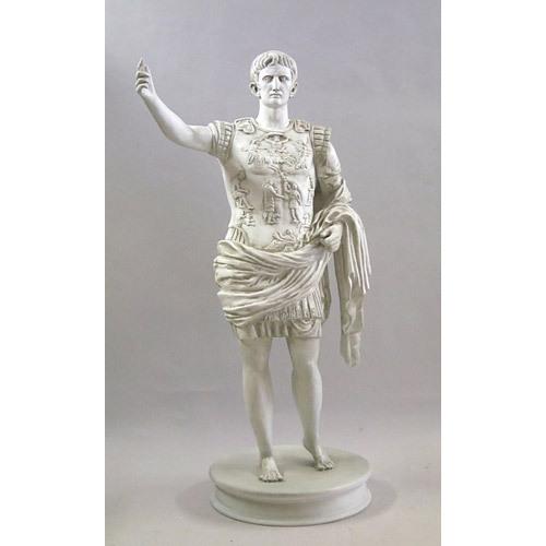 Augustus Caesar Of Primaporta