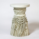 Tassel Pedestal 18