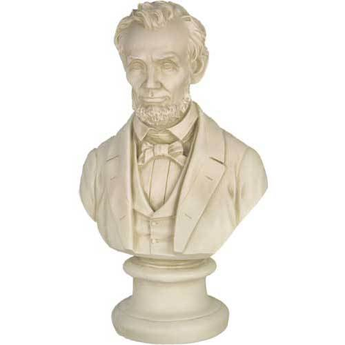 Abe Lincoln Bust 18