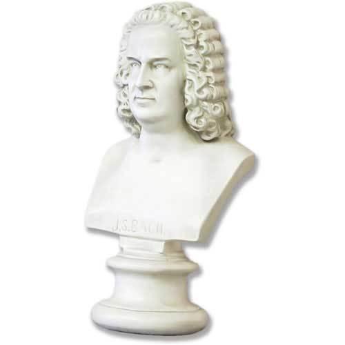 Bach Bust Medium   17 H