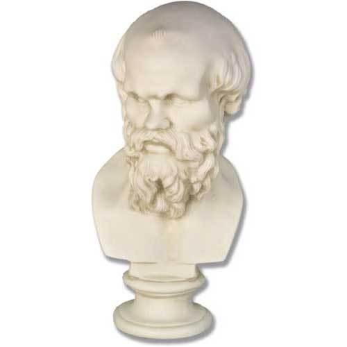 Socrates Bust 22