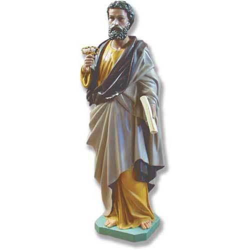 """Saint Peter 63"""" H"""