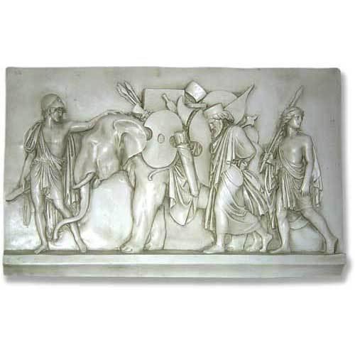 Triumphal Entry Into Babylon