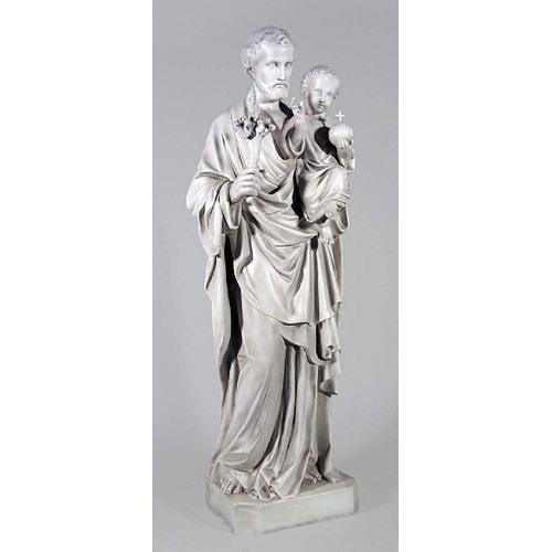 "Saint Joseph And Child 49"" H"