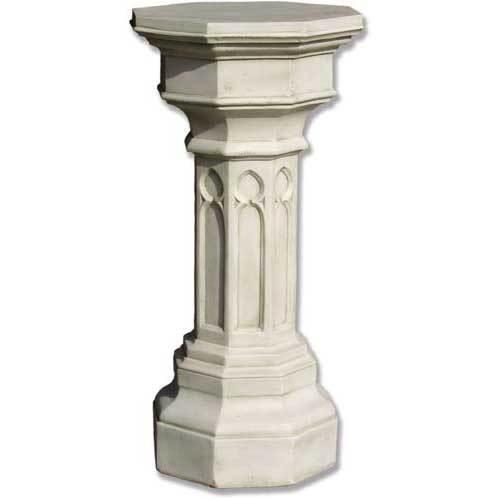 Gothic Redmond Pedestal 42