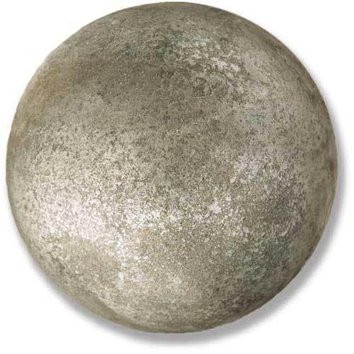 Garden Finial Sphere 8