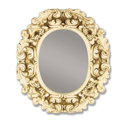 Carved Thick Mirror Small-26