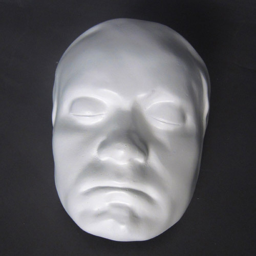 Beethoven Life/Death Mask by Klein