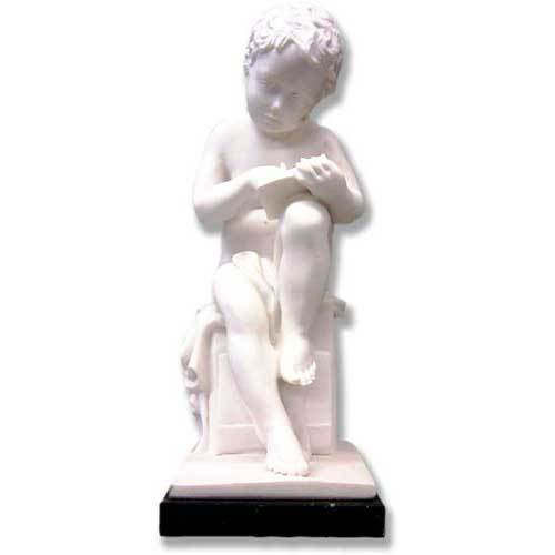 Writing Putto 12 H