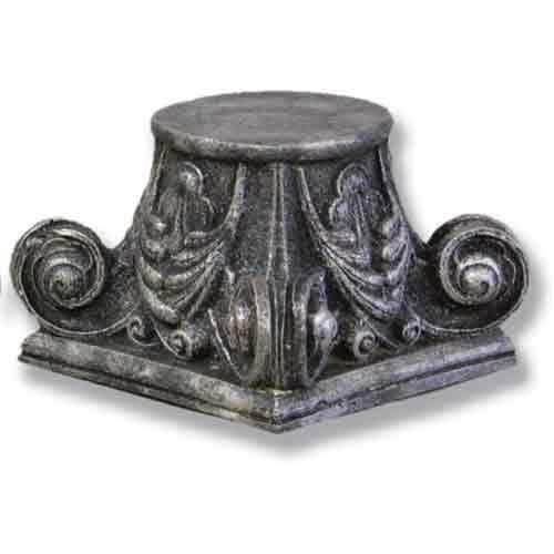 Gothic Case Cap. Candleholder