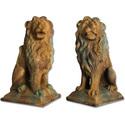 Sitting Lion Set 24