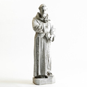 Saint Francis Holding Cross 38