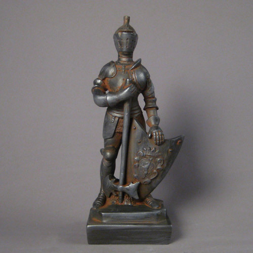 Standing Knight in Armor