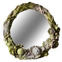 Rose Wreath Mirror