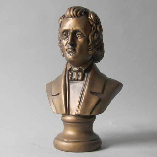 Chopin Bust Small
