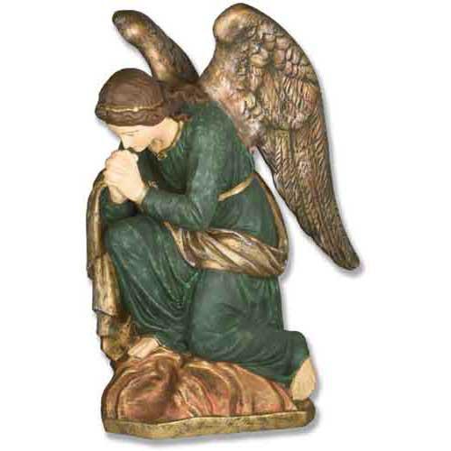 Adoration Angel Praying38 Kne