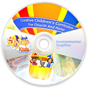 Environmental Graphics CD-ROM Disc