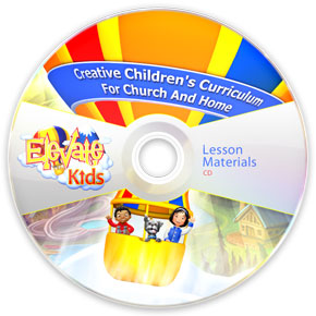 Lesson Materials CD-ROM Disc