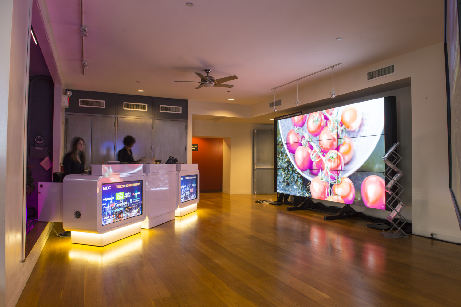NEC Display Solutions 2015 Event - image 1