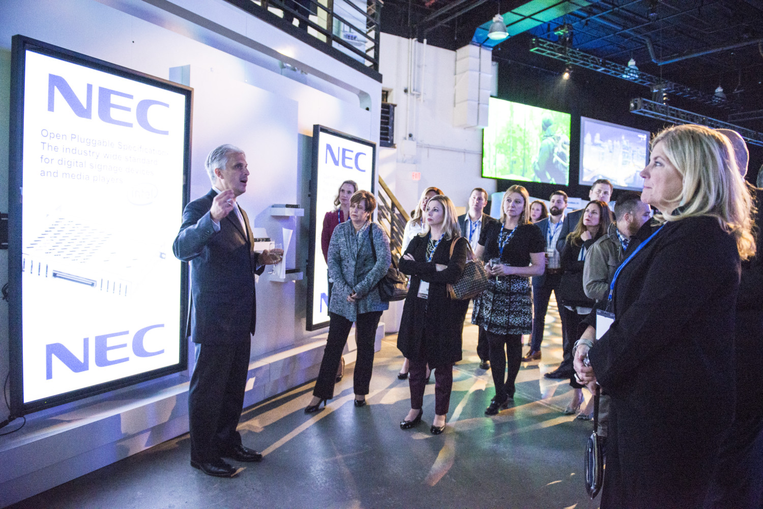 NEC Display Solutions 2015 Event - image 2