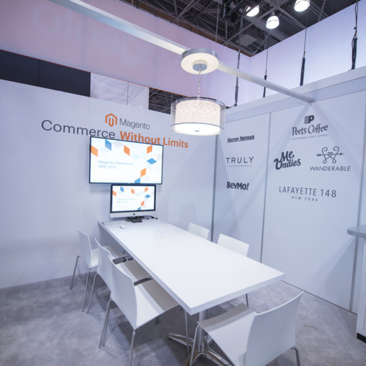 Magento NRF Exhibit by Elevation3D - image 1