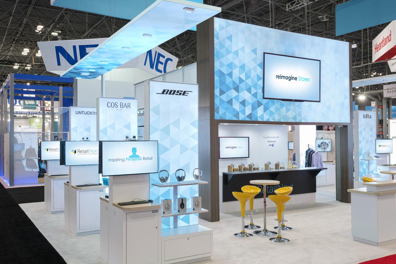 RETAIL NEXT Trade Show Exhibition - image 1