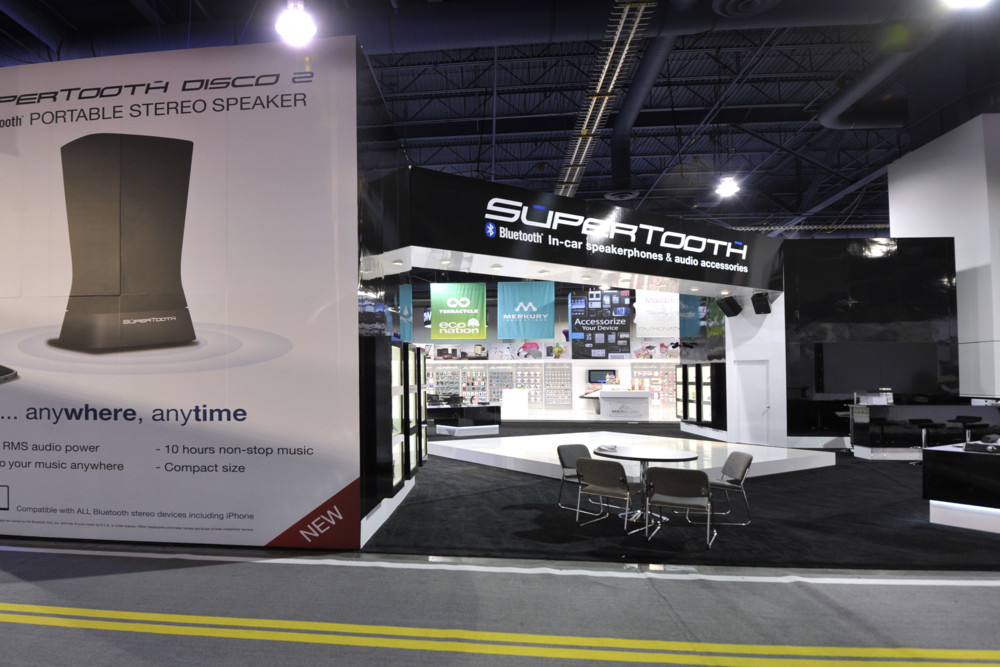 SuperTooth Trade Show Exhibit - image 1