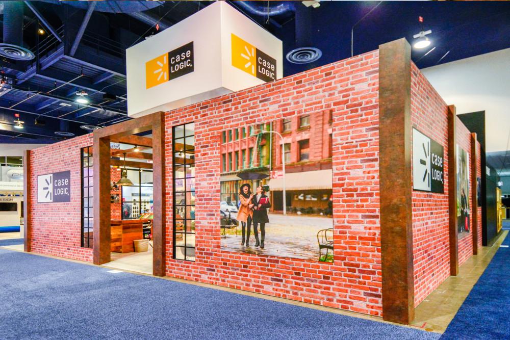 Thule Trade Show Exhibit design - image 1