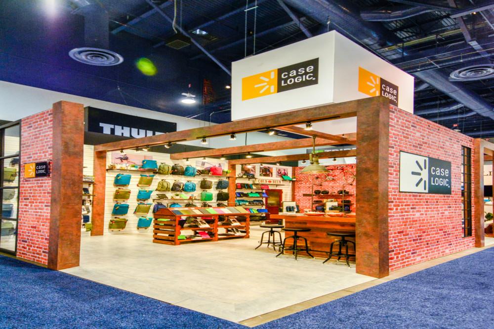Thule Trade Show Exhibit design - image 2