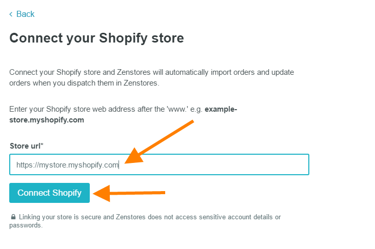 how to connect a domain to shopify