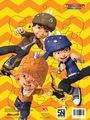 Medium Puzzle Boboiboy Galaxy: Tiga Kuasa Boboiboy